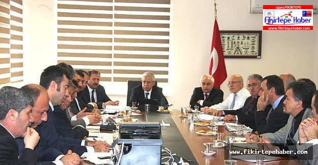 Ankara Bakanlıkta Fikirtepe Master Plan Toplantısı ...