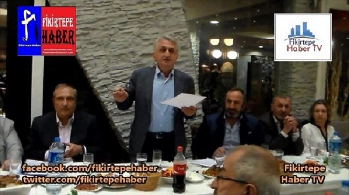 Erkan İnşŸaat' tan Fikirtepelilere Teşekkür YemeğŸi (VİDEO)
