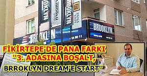 Pana'dan 3. adasına boşalt, Brooklyn Dream'e start