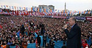 Başkan Erdoğan'dan kentsel dönüşüme yönelik kararlı sözler: Artık sabrımız taştı