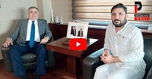 İnder Başkanı ve Teknik Yapı Patronu Nazmi Durbakayım ile Röportaj, çok yakında!