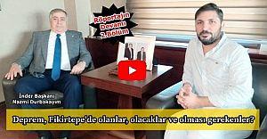 bİnder Başkanı Durbakayım Röportajı.../b