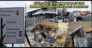 İmamoğlu Göreve, İSKİ neyi bekliyor? Kadıköy Belediyesine 500 m mesafede karantina!