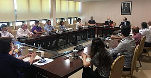 İBB'de Gündem Fikirtepe Sorunları ve Çözüm Önerileriyle STK'lar Toplantısı