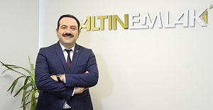 """Mustafa Hakan Özelmacıklı ''bu dönemde gayrimenkule yatırım yapan kazandı"""""""