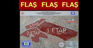 Flaş Flaş Flaş Fikirtepe 2. ve 3. Etap Plan Notları Askıya Çıktı
