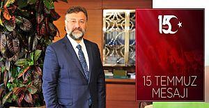 Konutder Yönetim Kurulu Başkanı Z.Altan ELMAS ''15 Temmuz hain darbe girişiminde ..''
