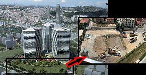 Bakanlık Fikirtepe'de Parka Ayrılan Arsaları Satmaya mı Başladı ?