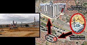 Bakanlık Fikirtepe'de Cami yıktı, yapmadı!!
