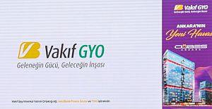 """Vakıf GYO, """"Ankara'nın yeni havası"""" Cubes Ankara projesini satışa sundu"""