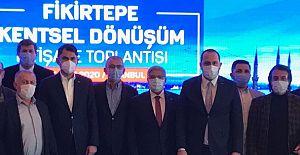FLAŞ FLAŞ FLAŞ ... Cumhurbaşkanı Erdoğan'dan Fikirtepe talimatı ''Fikirtepe'yi Çözün''