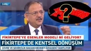 Bakan Özhaseki ''Yer Yerinden Oynayacak!' ile ne demek istedi?