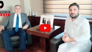 İnder Başkanı Nazmi Durbakayım Röportaj Patronlarinsesi.com -1. Bölüm