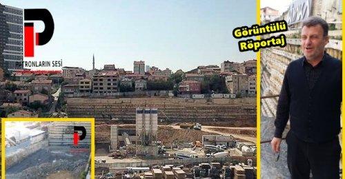 Barsan Fikirtepe İki Yaka Projesinde temel atma hazırlığı ve Mehmet Vural Röportajı